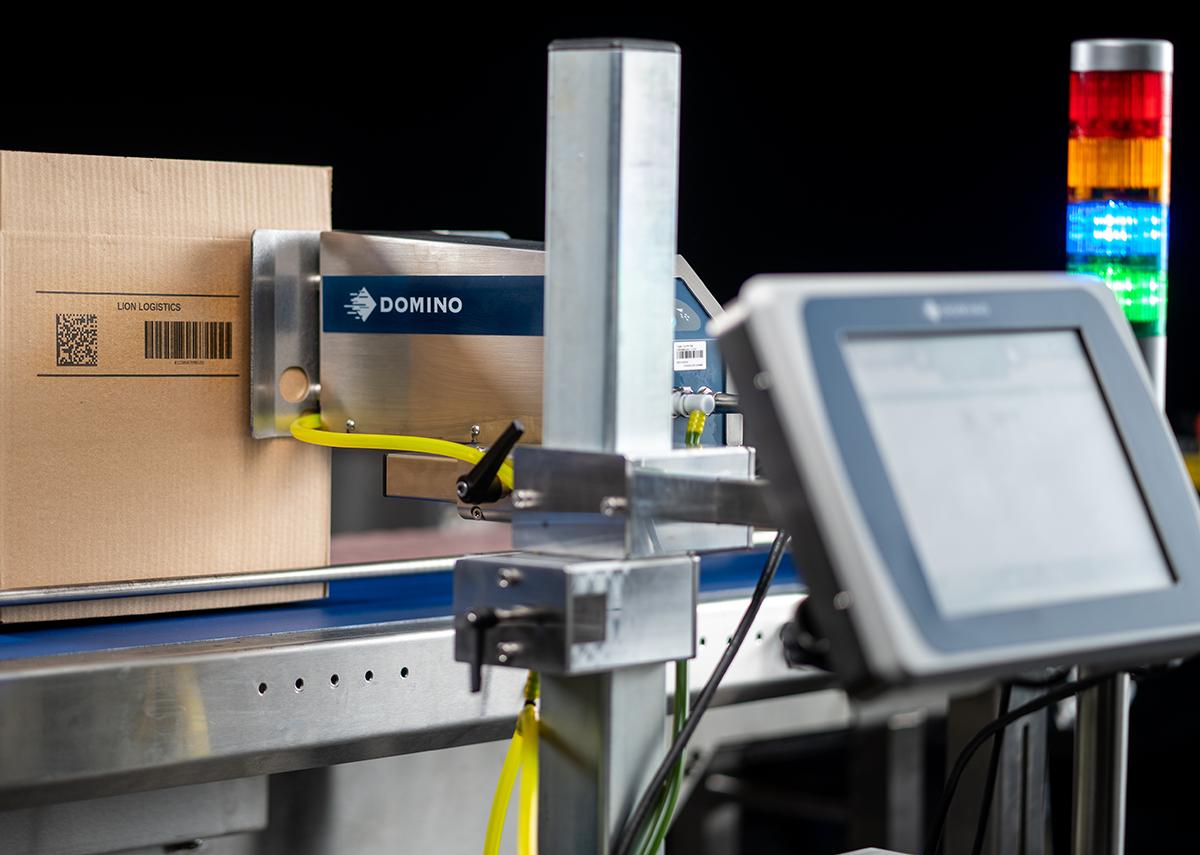 Domino Cx350i Großzeichen-Inkjet-Drucker