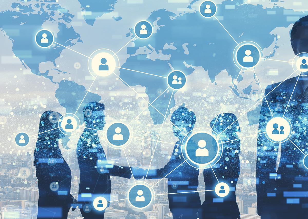 Handelsunternehmen nutzen Social-Media